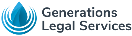 Generations Legal Services logo